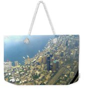Downtown Seattle Weekender Tote Bag