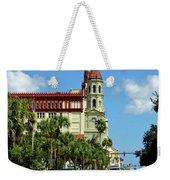 Downtown St Augustine Weekender Tote Bag