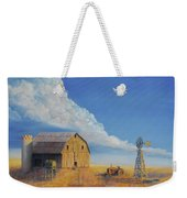 Downtown Wyoming Weekender Tote Bag