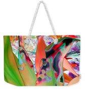 Abstracted Leaf Patterns #1  Ref. Dp67  Weekender Tote Bag