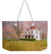 Dr Claude T. Old House Weekender Tote Bag