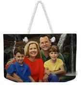 Dr. Devon Ballard And Family Weekender Tote Bag