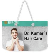 Dr. Kumar's Hair Care Clinic, Hair Transplant Services, Hair Transplant Doctors Weekender Tote Bag
