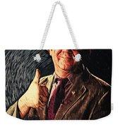 Dr. Steve Brule Weekender Tote Bag