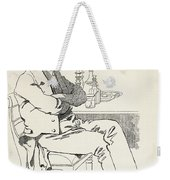 Dr. William Dunlop, 1792 Weekender Tote Bag