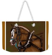 Draft Horse Weekender Tote Bag
