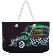 Drag Racing Vw Weekender Tote Bag