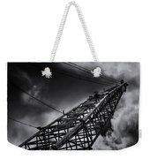 Dragline 553bw Weekender Tote Bag