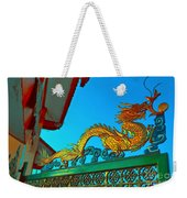 Dragon At The Gate Weekender Tote Bag