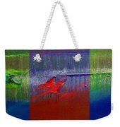 Dragon Coast Weekender Tote Bag