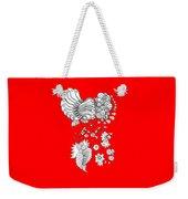 Dragon Dance Weekender Tote Bag