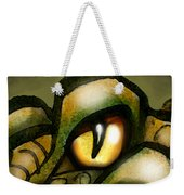 Dragon Eye Weekender Tote Bag