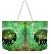 Dragon Eyes At Dawn Weekender Tote Bag