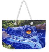 Dragon Eyes Weekender Tote Bag