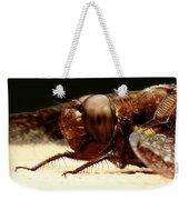 Dragon Fly Head Weekender Tote Bag