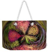 Dragon Fruit Weekender Tote Bag