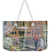 Dragon Garden Weekender Tote Bag