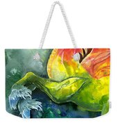Dragon Horse Weekender Tote Bag