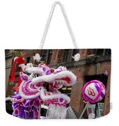 Dragon Moon Weekender Tote Bag