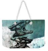 Dragon Sheep Weekender Tote Bag