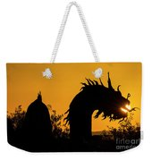 Dragon Sunrise 1 Weekender Tote Bag