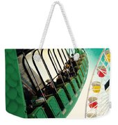 Dragon Swing Weekender Tote Bag