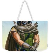 Dragon Tracker Weekender Tote Bag