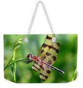 Dragonfly 10 Weekender Tote Bag