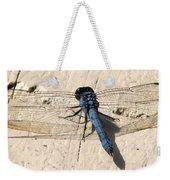 Dragonfly 5 Weekender Tote Bag
