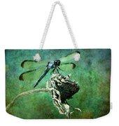 Dragonfly Art Weekender Tote Bag