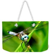 Dragonfly Close Up 2 Weekender Tote Bag