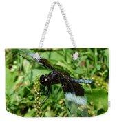 Dragonfly Close Up Weekender Tote Bag