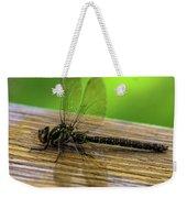 Dragonfly Colors Weekender Tote Bag