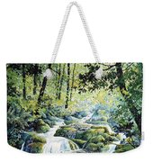 Dragonfly Creek Weekender Tote Bag