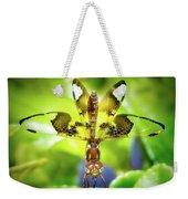 Dragonfly Design Weekender Tote Bag