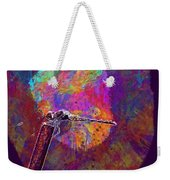 Dragonfly Insect Close Wing  Weekender Tote Bag