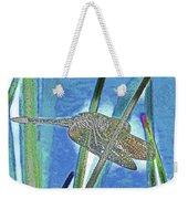 dragonfly Interior Weekender Tote Bag