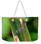 Dragonfly One Weekender Tote Bag