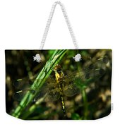 Dragonfly Venation Revealed Weekender Tote Bag