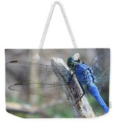 Dragonfly Wing Detail Weekender Tote Bag