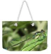 Dragonfly1 Weekender Tote Bag