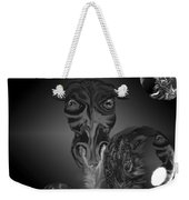 Dragons And Tigers Weekender Tote Bag