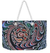 Dragon's Eye Weekender Tote Bag