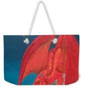 Dragons Love Weekender Tote Bag