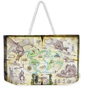 Dragons Of The World Weekender Tote Bag