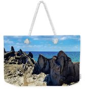 Dragons Teeth Weekender Tote Bag