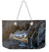 Dragons Teeth Salt Point California Weekender Tote Bag