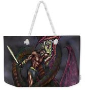 Dragonslayer Weekender Tote Bag