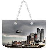 Drama In The City 8 Weekender Tote Bag