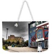Drama In The City 9 Weekender Tote Bag